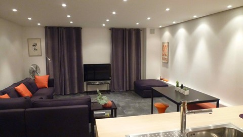 Furnished Loft Rue D...